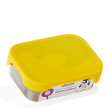 Affenzahn Brotdosen Set gelb Tiger