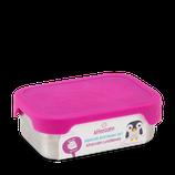 Affenzahn Brotdosen Set pink Eule