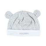 Noukie's - Bonnet bébé taille 1 gris