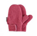 Sterntaler - Moufles en polar rosées