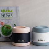 Beaba - Boite repas isotherme navy