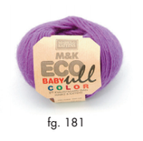 Eco Babyull Color 181