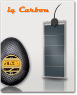 Carbon Heater TBD IQ Digital