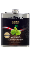 Flachmann Williams-Christ-Birnen Schnaps 35% Vol.
