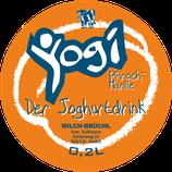 Yogi - Trinkjoghurt Pfirsich/Marille, 200 ml