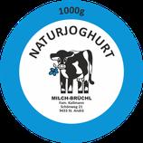 Naturjoghurt pasteurisiert, 1 KG