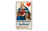Piatnik Deutsche Karten aus Rußland