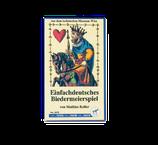 Piatnik Einfachdeutsches Biedermeierspiel