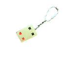 Schlüsselanhänger, Echtsilber