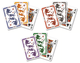 Meissen - Ming Drache, 3 Doppelspiele
