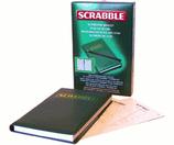 Scrabble Wertungsbuch