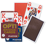 Bridge, Canasta, Rommé - Jumbo-Index, Piatnik