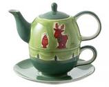 Tea for One Gustav rot