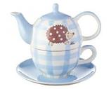 Tea for One Fritz von Stachel