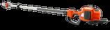 Husqvarna 530iPT5 ausziehbar, Länge ausgefahren 4 Meter