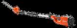 Husqvarna 120iTK4-PH mit HK4 Heckenschere und PK4 Hochentaster,  Reichweite bis 4,0 Meter