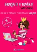 """Livre sous format E-Book """"Imparfaite & Epanouie"""""""