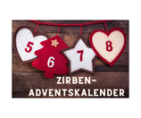 Zirben-Adventskalender