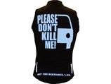 reflektierende Weste- Please don´t kill me