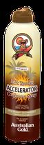 Dark Tanning Accelerator Continuous Spray met bronzer