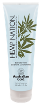 Hemp Nation Sea Salt & Sandlewood Body Wash