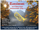 Volksmusikheft 19 - Tanzlmusi