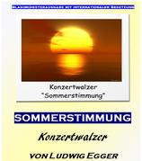 Sommerstimmung - Konzertwalzer