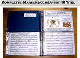 Komplette Marschbücher für Tanzlmusi und Weisenbläser