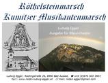 Röthelsteinmarsch & Kumitzer Musikantenmarsch