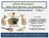 Voksmusikheft 2 -  Flotte Tanzlmusi