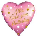 """Folien Ballon 18"""" - Alles Liebe zum Muttertag"""