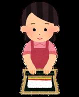 12月11日(水) 川澄先生の寿司講座(スーパーや魚屋さんで買える魚で作る寿司と一品料理)