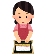 IJCEE寿司づくりコンテスト 自主練習 12/23