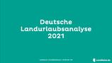 Deutsche Landurlaubsanalyse 2021 - VOLLVERSION