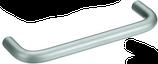 Möbelgriff ø 8 mm, Serie 1002, Stahl matt verchromt