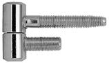 Stahlzargenband SASSBA Modell FE, 2-teilig, verzinkt