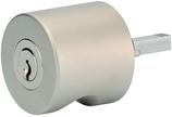 Zylinderolive ø 45 mm, Typ 3413, gleichschliessend KABA-8, ohne Schlüssel