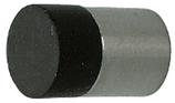 Wand-Türpuffer ø 15 mm, Edelstahl
