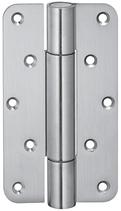Paumellenband SIMONS VN2929/160, Edelstahl, Lappen 160x33 mm