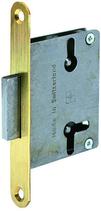Möbel-Einsteckschloss, inkl. Euro-Schlüssel
