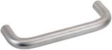 Möbelgriff ø 10 mm, Serie 1082, Edelstahl matt