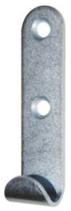 Kloben 85x20 mm, gerade, zu Kistenverschluss