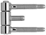 Stahlzargenband SASSBA Modell HE, 3-teilig, verzinkt