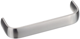 Möbelgriff Profil 16x8 mm, Serie 2201, Edelstahl matt