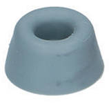 Türpuffer Gummi grau ø 25 mm, Höhe 12 mm