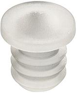 Möbelpuffer ø 8 mm, zum Einbohren / 100 Stück