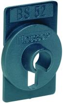 Montageplatte für Euro-Schlüssel, zu Stangenschloss