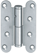 Paumellenband SIMONS QR100, vernickelt, Lappen 100/26,5 mm