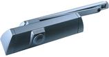 Türschliesser DORMA TS90 Impulse, silberfarbig, mit Gleitschiene