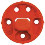 Einhängeverbinder Doplex Classic, Zugfestigkeit 50 kg